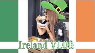 Ireland In 18 hours- VLOG | Browngirlproblems1