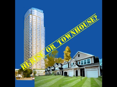 Making the Move to Condo or Townhouse Tips