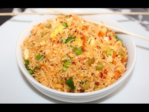 Egg Fried Rice Indian Style-Egg Fried Rice Recipe-Know The Recipe