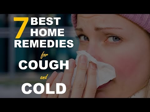 How to Cure Cold and Cough in One Day at Home | 7 Best Home Remedies for Cold and Cough Fast Relief
