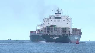 Khai Trương Cảng Container Quốc Tế Hải Phòng