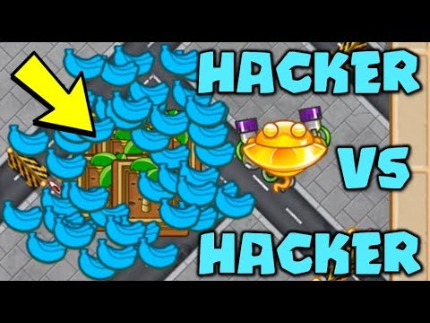 HACKER VS HACKER :: THIS DEFENSE IS INSANE! 5th Tier Tower