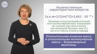 Download Химия 11 класс. Основные понятия химии Video