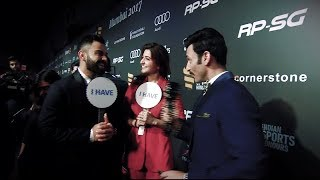 Indian Sports Honours Awards: Virat and Anushka play 'Never Have I Ever'
