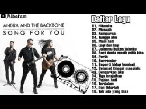 Download ANDRA AND THE BACKBONE Full Album Paling Hits  Tanpa Iklan MP3 Gratis
