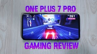 One Plus 7 Pro PUBG And ASPHALT 9  Gaming Review