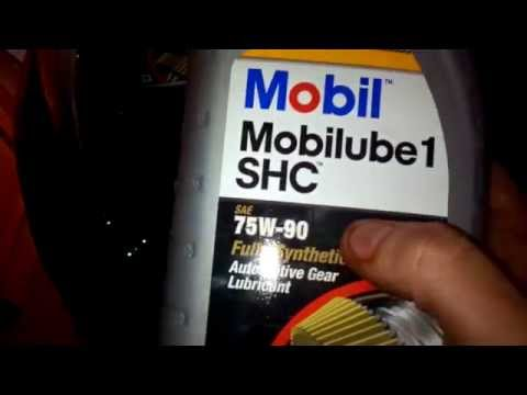 Gearbox Oil change (Toyota Yaris)