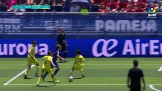 Barça Alevín A vs Villarreal [3-1][CAMPEONES de LaLiga Promises][18/06/2017]