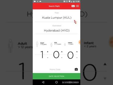 AirAsia online promo easy Booking