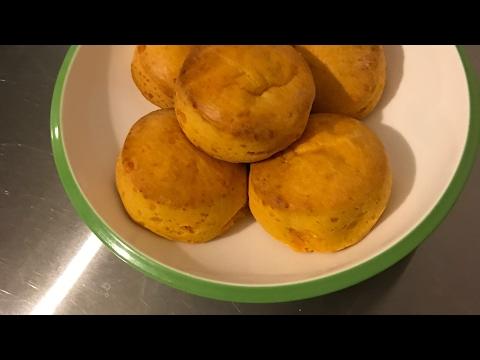 Guyanese Style Cheese Scones