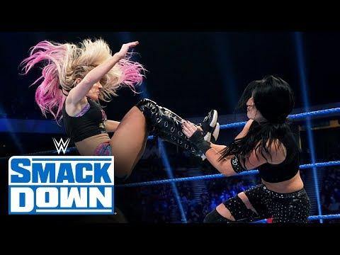 Xxx Mp4 Alexa Bliss Returns To Help Nikki Cross Ward Off Fire Amp Desire SmackDown Nov 29 2019 3gp Sex