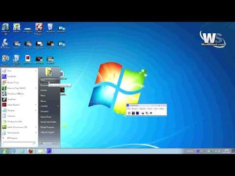 Setup Classic Menus in Vista and Windows 7