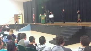 Edison High School teacher gets big surprise