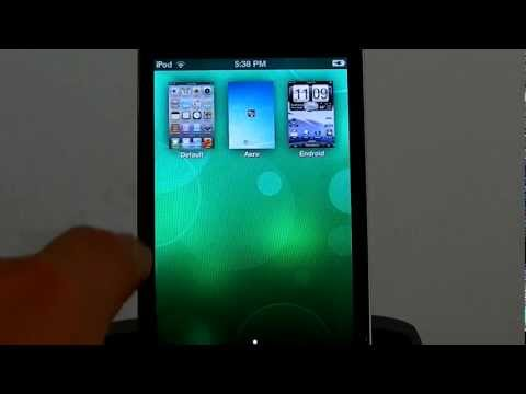 How to download Windows 7 Aero Theme to your iPhone/iPod Touch
