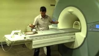 Fun with an MRI magnet