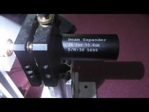 Beam Expander Problem; Is not a problem