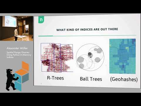 Alexander Müller - Spatial Range Queries Using Python In-Memory Indices