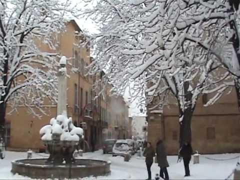 Film Neige  Aix 2eme partie version touristique pour Youtube