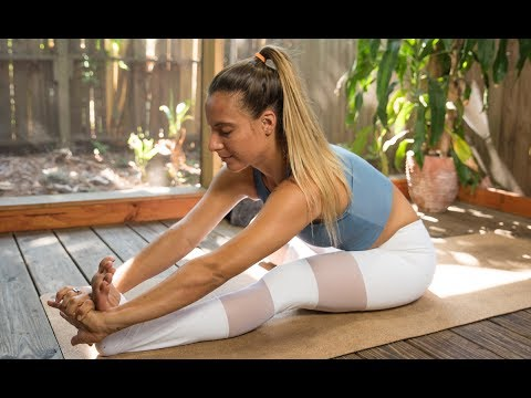 After Workout Yoga Flow: Perfect Stretch for Sore Muscles