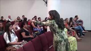 Jesus Quer Te Encontrar - Pra. Sumara Lopes