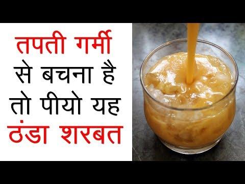 गर्मी में शरीर को ठंडक और अनेक फायदे देता है यह ड्रिंक | Bel Sharbat Recipe | Ramzan Special