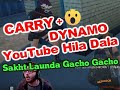 CarryMinati With Dynamo Gaming VS All Best Entertaining Moments For Fans