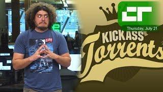KickAss Torrents Owner Arrested | Crunch Report