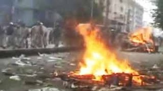 After Clashes, Jamshedpur returning to normalcy