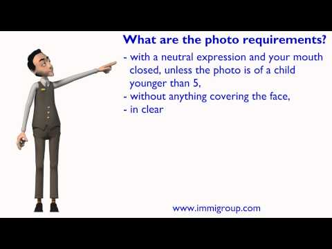 What are the photo requirements? UK Passport