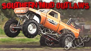 Mega Trucks Takeover Boggin Bunnell - Southern Mud Outlaws 2019