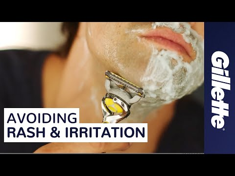 How to Help Prevent Razor Burn, Shaving Rash & Irritation While Shaving | Gillette ProShield