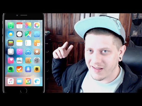 iOS Tips & Tricks 2016 (Part 1) Grocery List, Wifi Calling And More For iPhone, iPod & iPad