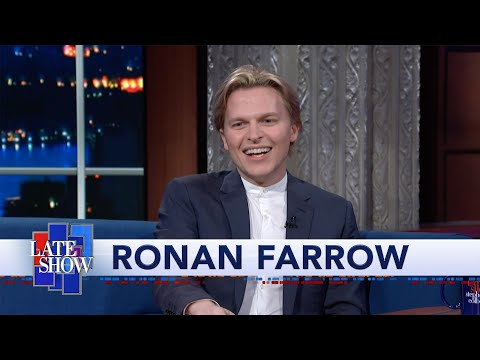 "Ronan Farrow Saw A Master List Of ""Trump Dirt"" At The National Enquirer"