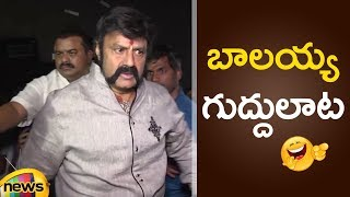Balakrishna Slaps His Fan Again For Wanting A Selfie | Balakrishna Shocking Reaction With Fans