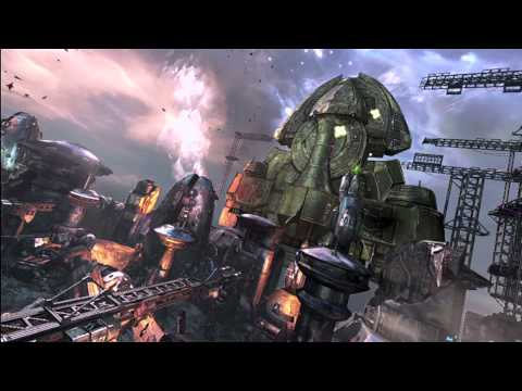 Transformers: Fall of Cybertron for PS3 launch trailer