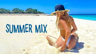 Summer Time Deep Tropical - Best House Relax, Deep House, Pool Party, Chillout Lounge Relaxing Music