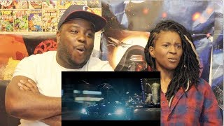 Marvel Studios Black Panther Official Trailer Reaction Thoughts