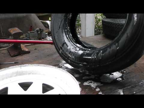 How to Change a Flat Tire without a Jack