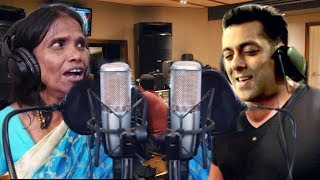 Salman Khan and Ranu Mandal New Song: Launch soon in His Upcoming Movie | Live Rehearsal