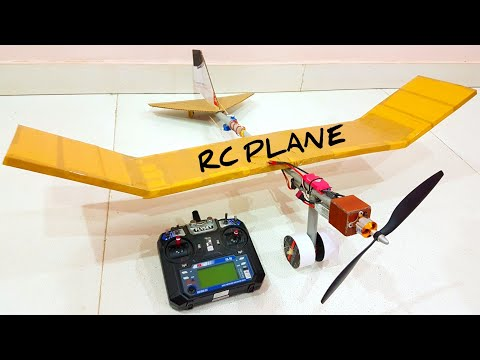 How to make a Rc Plane !!!