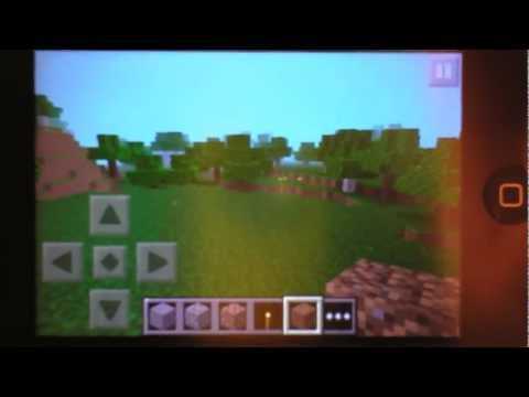 HOW TO FLY in MCPE [OLD] - Minecraft PE (Pocket Edition) TUTORIAL
