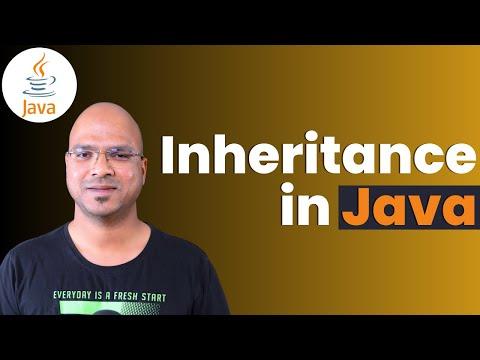 #6.1 Java Tutorial   Inheritance
