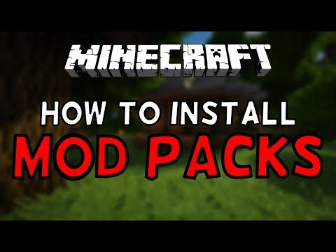 How To Install Mod Packs! 1.12+ (Technic Launcher)