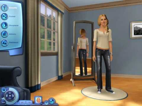 Sims 3 cheat (How to Unlock Outfits)