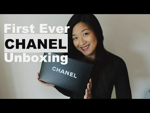 CHANEL Unboxing   Vide Dressing   First Impression   Authentication    Yuenny Lam