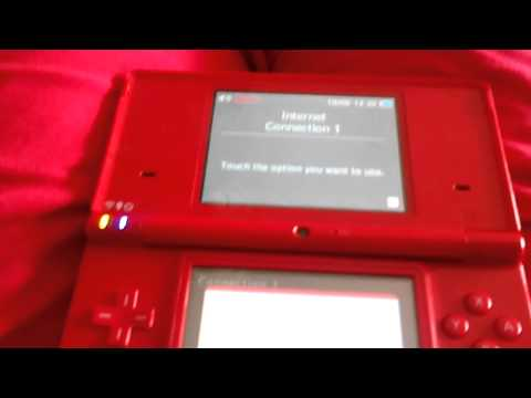Nintendo Dsi  problem with internet connection