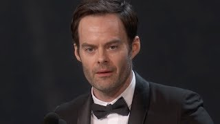 Download 70th Emmy Awards: Bill Hader Wins For Outstanding Lead Actor In A Comedy Series Video
