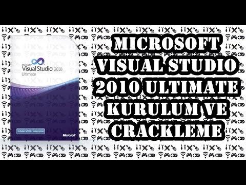 Microsoft Visual Studio 2010 Ultimate - Kurulum Ve Crackleme