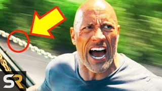 10 Things You Missed In Fast & Furious Presents: Hobbs & Shaw