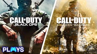 Every Call of Duty Game Ranked